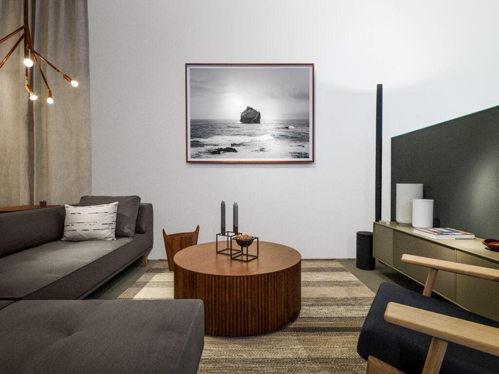 Brim, Kunstserie, Iceland X, Impressionen Holm, Robert Kopecky / Fotograf